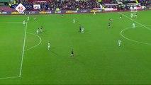 1-1 Sam Nicholson  Goal Scotland  Premiership - 27.12.2015, Hearts FC 1-1 Celtic FC