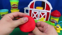 Play Doh Barnyard Pals Farm Animals Toy Story Buzz Lightyear Accidentally Sets Fire to the Barn