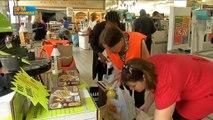 Les commerçants et leurs clients devront se préparer à l'interdiction des sacs plastiques