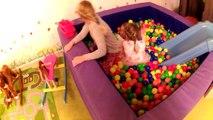 Aire de Jeux intérieure Fun Cool de jeux pour Enfants Centre