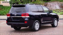 2016 Toyota Land Cruiser (200 V8) Test Drive & Off Road interior/Exterior