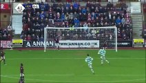 Matchs Goals Highlights - Hearts FC - Celtic FC 27.12.2015