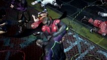 PS4 - Batman Arkham Knight Batgirl DLC Trailer