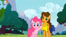 MLP FiM S4 E12 Pinkie Pride - Pinkie the Party Planner Reprise