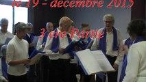 Genas ( 69740 ) Le Verger  - Concert de Noël -3 eme partie