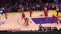 Kobe Bryant Dunks On Clint Capela   Rockets vs Lakers   December 17, 2015   NBA 2015-16 Season
