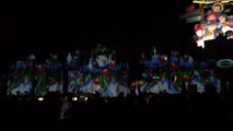 "Nordstrom Disneyland ""It's a small world"" Christmas Light Show Nordstrom"