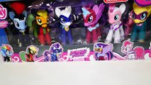 Superhero POWER PONIES My Little Pony Friendship is Magic Pinkie Pie Rainbow Dash Twilight