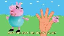 Dinosaur Peppa Pig Finger Family Song Toys Dinosaur Sister finger