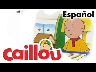Caillou ESPAÑOL - Una sorpresa para mamá  (S02E20)
