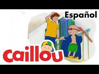 Caillou ESPAÑOL - ¡Qué calor!  (S02E03)