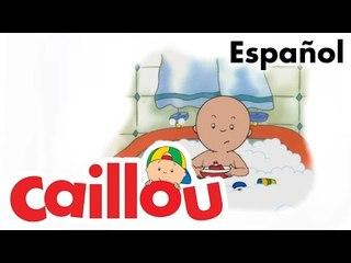 Caillou ESPAÑOL - Caillou aprende a esquiar  (S02E04)