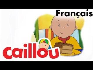 Caillou FRANÇAIS - Caillou se couche tard (S02E16)