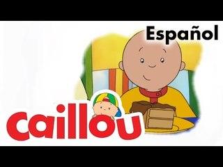 Caillou ESPAÑOL - El lavado de autos  (S02E16)