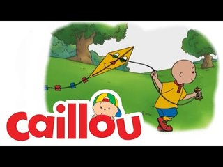 Caillou - Caillou and the Tooth Fairy  (S02E13)