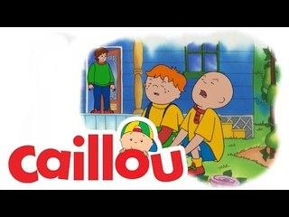 Caillou - Three's a Crowd  (S02E14)