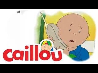 Caillou - Caillou's Cross Word  (S02E19)