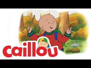 Caillou - Caillou's Suitcase  (S02E18)