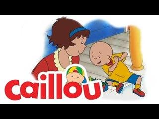 Caillou - The Little Bird  (S02E07)