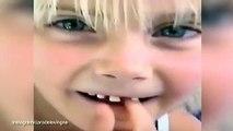 Cara Delevingne shows her devilishly cute smile as a child