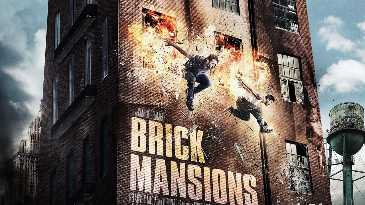 Soundtrack Brick Mansions (Theme Song) / Trailer Music Brick Mansions