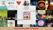 PDF Download  Food in the USA A Reader PDF Online