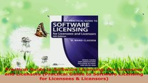 Read  Practical Guide to Software Licensing For Licensees and Licensors Practical Guide to EBooks Online
