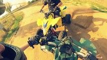 Quady sa zajebiste Atvs are awesome Quad riding | Suzuki LTZ400
