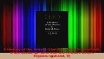 PDF Download  A History of the Druzes Handbuch Der Orientalistik Erste Abeilung Nahe Und Der Mittlere PDF Online