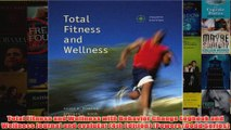 Total Fitness and Wellness with Behavior Change Logbook and Wellness Journal and evaluEat