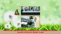 Read  The PostApartheid Constitutions Perspectives on South Africas Basic Law EBooks Online