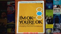 Im OK Youre OK