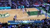Golden State Warriors vs Milwaukee Bucks - Game Recap   December 12, 2015   NBA 2015-16 Season