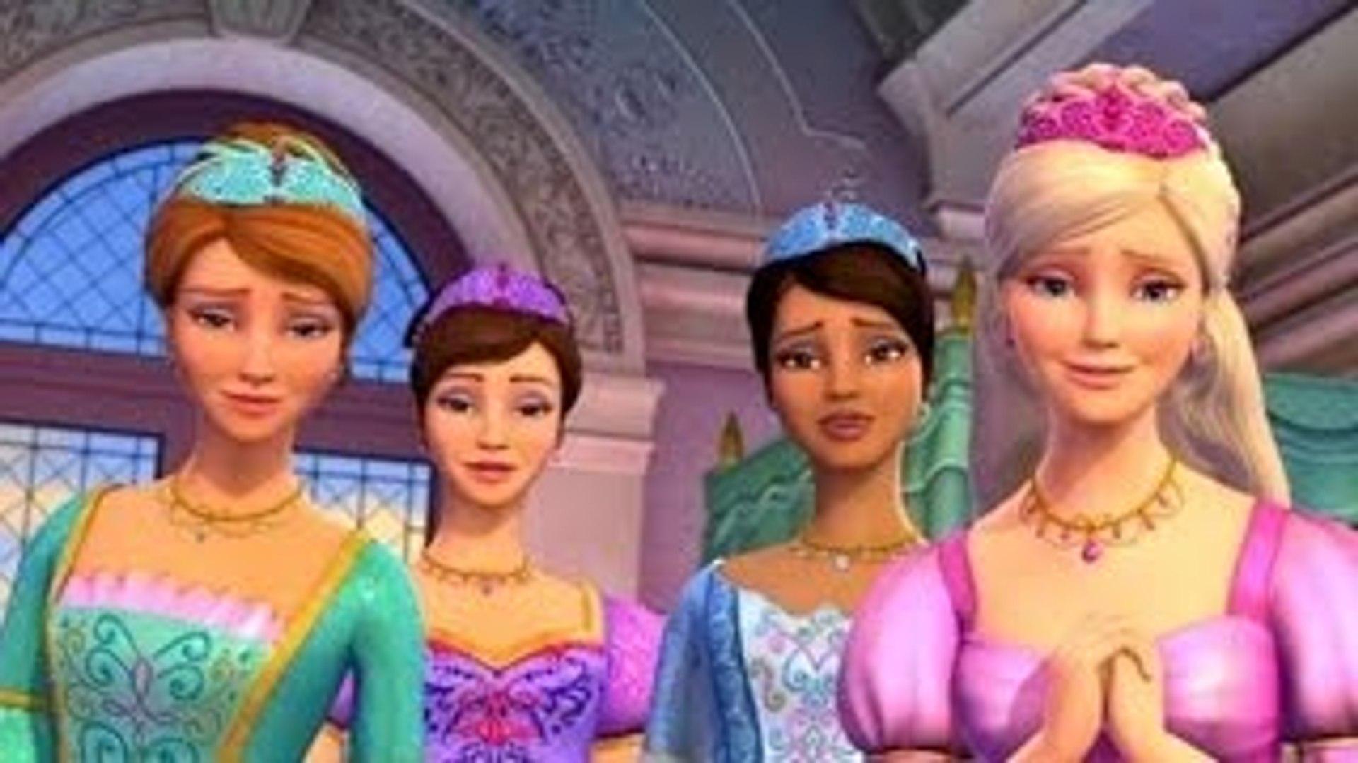 Barbie Français 2016 ✤ Barbie et les Trois Mousquetaires ✤ Barbie Princesse