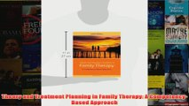 Theory and Treatment Planning in Family Therapy A CompetencyBased Approach