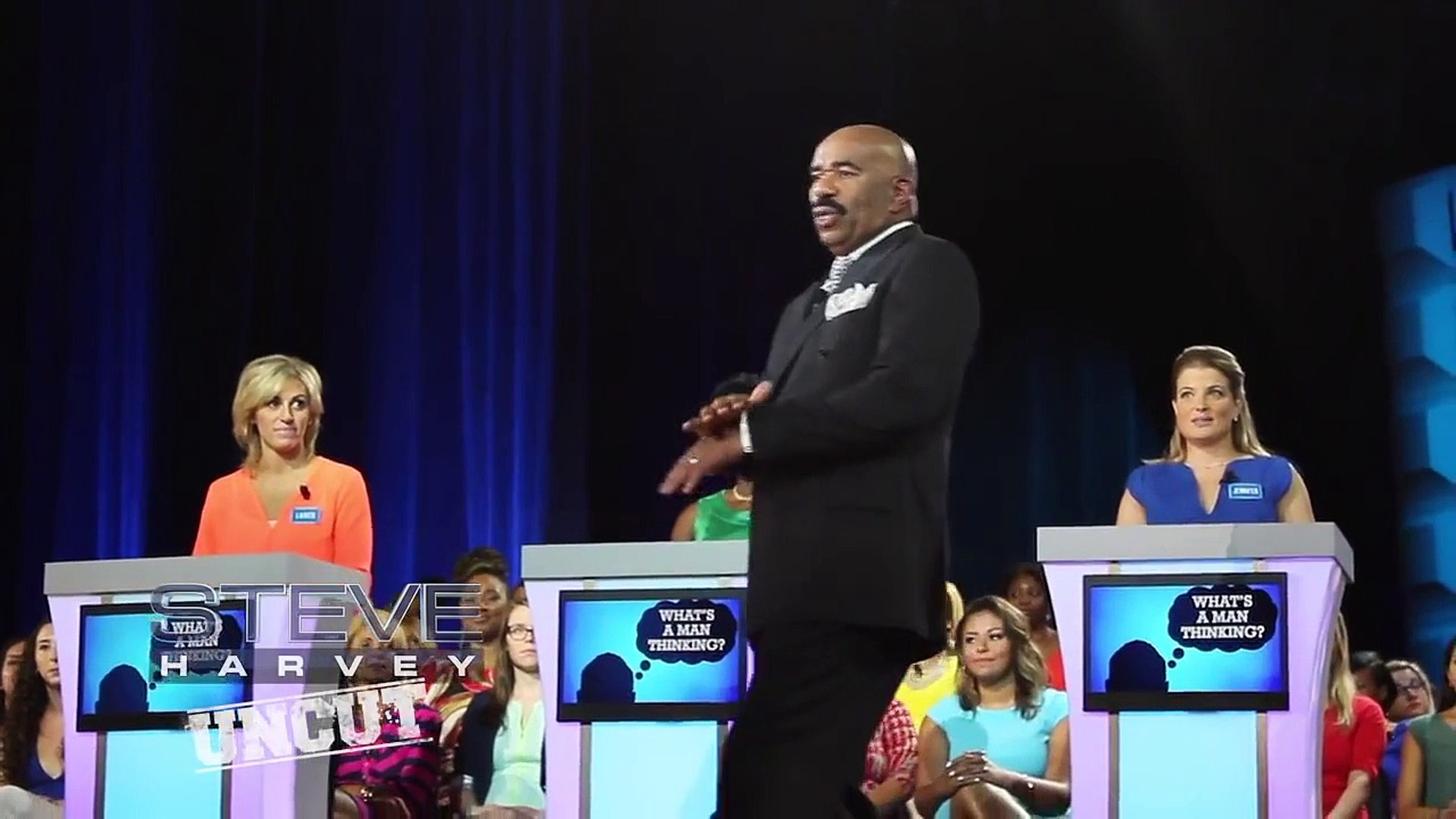 Steve Harvey Uncut: Women make the whole world go round! || STEVE HARVEY