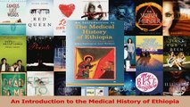 PDF] An Introduction to the Medical History of Ethiopia