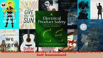PDF Download  Electrical Product Safety A StepbyStep Guide to LVD Self Assessment Read Online