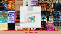 Essentials of Marketing Research Putting Research Into Practice Download