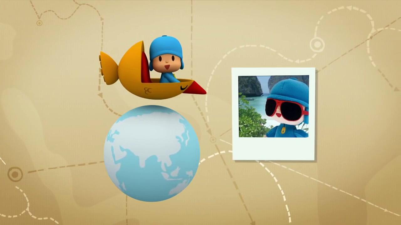Pocoyo Around the World!