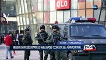 Menaces terroristes en Chine, mesures de sécurité spéciales