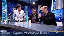 Javier Cámara y Ricardo Darín nos han contado cómo ha sido convivir durante el rodaje