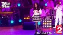 Ze Fiesta ! : Julien Lepers déguisé en Nabilla