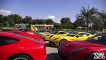 La collection de Supercar la plus folle du monde - Ferrari, Bugatti, McLaren, Lamborghini