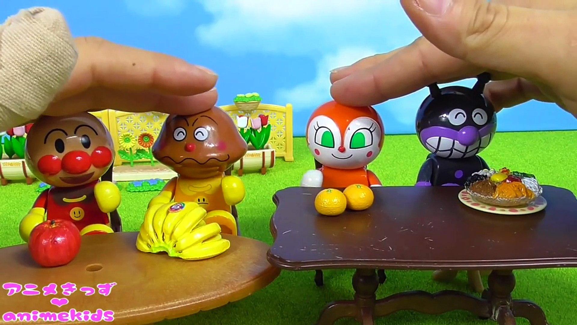 アンパンマン おもちゃ [A-N-M] うんち できるかな?[A-N-M]kids [A-N-M]きっず [A-N-M] Anpanman Toy vidéo