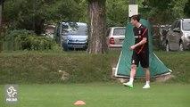 Fantastyczny gol Wojciecha Szczęsnego!Amazing goal scored by Wojciech Szczęsny!