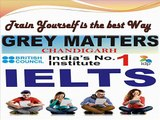 Join The Grey Matters IELTS Institute & Get score 7.0 Bands in IELTS at Chandigarh