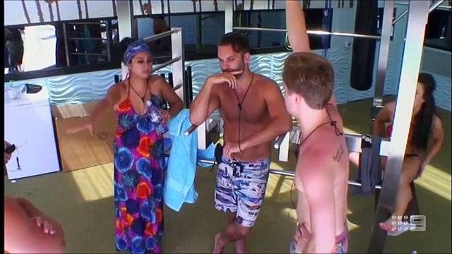 Priya on Defence Big Brother Australia