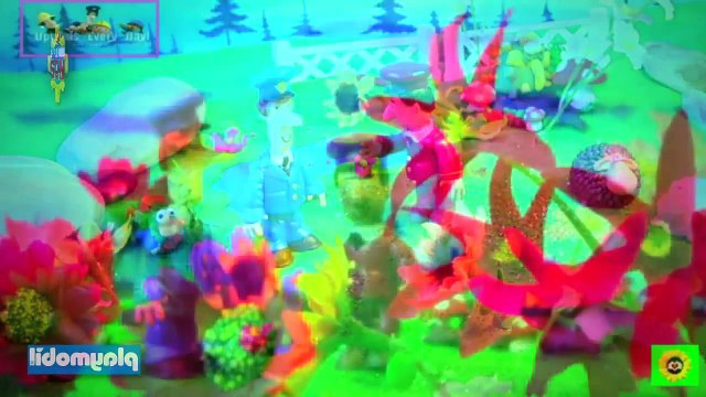 New Fireman Sam Episode, Postman Pat, Peppa Pig Toys Playset Little Sunflowers Feuerwehrmann Sam