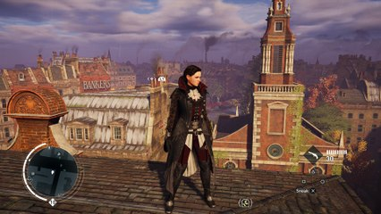 Reuge's Vault The Aegis outfit Godlike Trophy Master Assassin Platinum Trophy AC Syndicate game review
